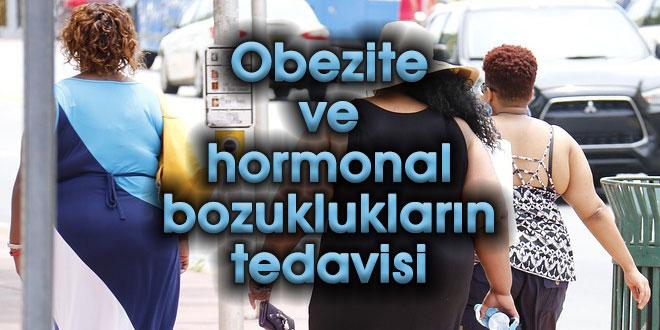 Obezite ve hormonal bozuklukların tedavisi